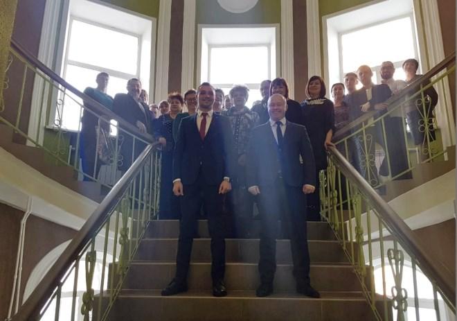 Состоялось очередное заседание Координационного совета Крайпотребсоюза